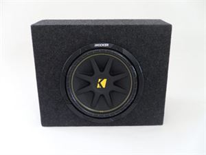 "Picture of Kicker 12"" Subwoofer with Enclosure"