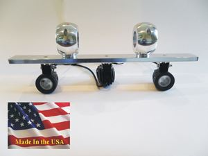Picture of Bullet 3 Lightbar with LED Lights